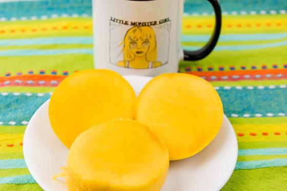 Mango and coffee